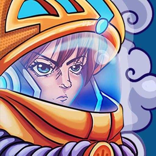 策略の宇宙防衛:コロニーウォーズ LOGO-記事Game