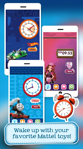 Toy Alarm by Mattel