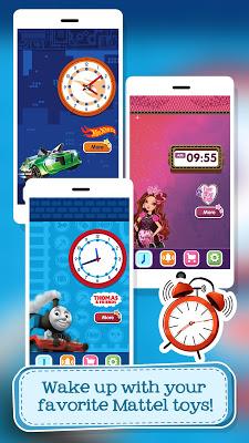 Toy Alarm by Mattel - screenshot