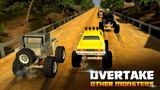 Extreme Monster Truck Driver Android Apps On Google Play