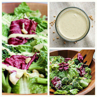 Raw Vegan Caesar Dressing