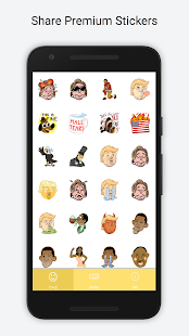 Nibmoji: Political Emojis- screenshot thumbnail