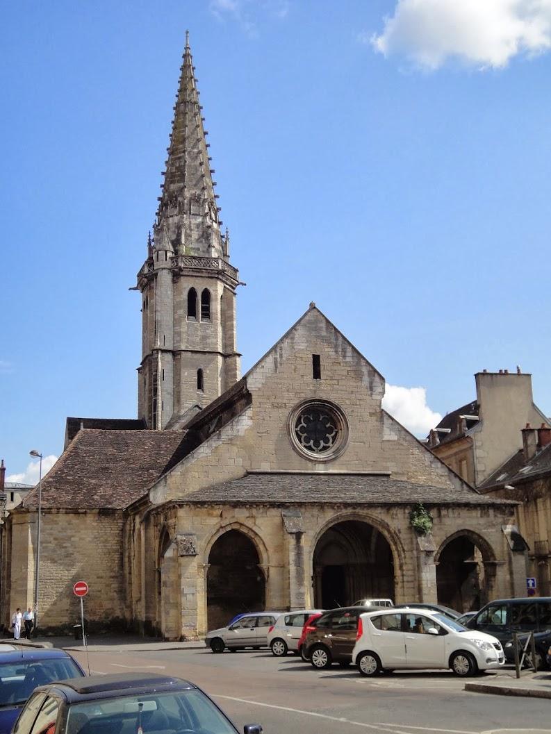 Eglise Saint-Philibert à Dijon