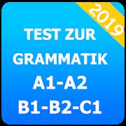 Test zur grammatik A1-A2-B1-B2-C1