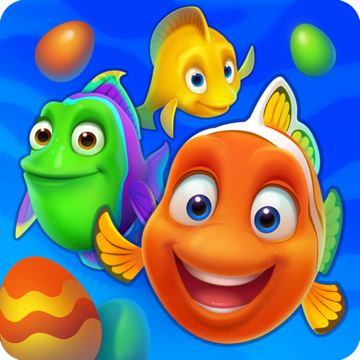 Android/PC/Windows的Fishdom (apk) 游戏 免費下載