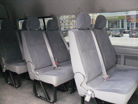 Toyota Hiace в Екатеринбурге