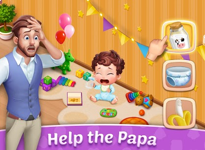 Baby Manor Mod Apk (Unlimited Money) 8