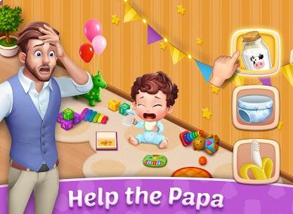 Baby Manor Mod Apk (Unlimited Money) 8