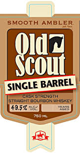 Logo for Smooth Ambler Old Scout 10 Year Old Single Barrel