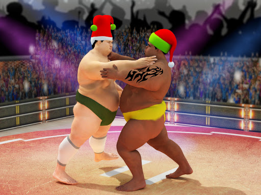 Sumo wrestling Revolution 2017: Pro Stars Fighting  screenshots 5