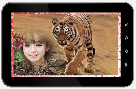 Tiger Photo Frames - náhled
