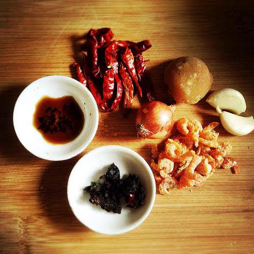 Asian, chinese, thai, indonesian, Chili sauce, Hot Oil, hot Sauce, chili oil, recipe,  辣椒醬, 辣油