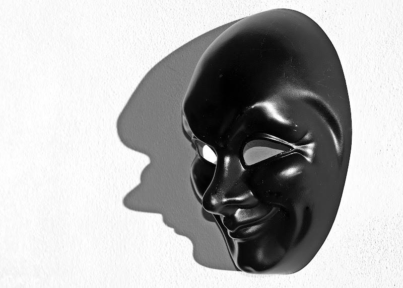 La maschera di Luciano Fontebasso
