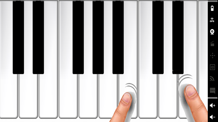 android Piano For Kids Screenshot 1