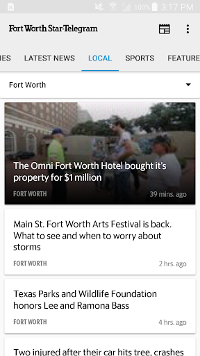 Fort Worth Star-Telegram 7.3.0 screenshots 1