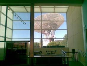Photo: Visitando las estacion de seguimiento de la NASA en Espana