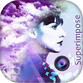 Superimpose Photo Editor