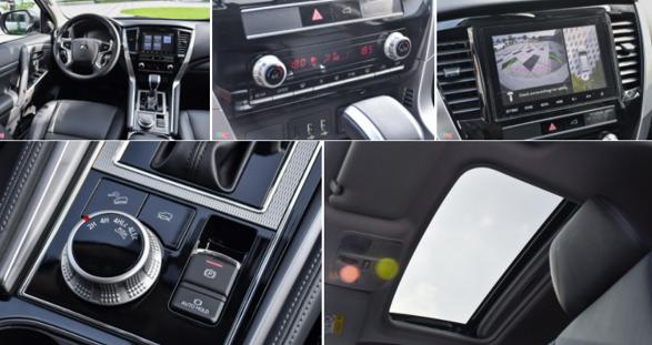 Đánh giá xe Mitsubishi Pajero Sport 2020-7