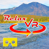 Relax VR Lake in Autumn - VR