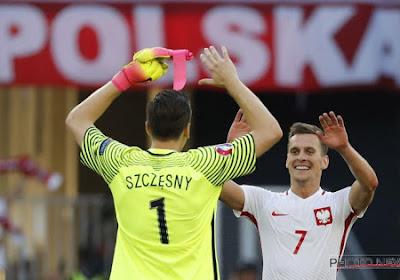 Szczesny est fan de Renato Sanches