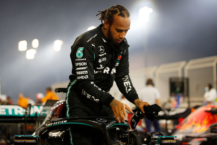 Lewis Hamilton has been ruled out of the upcoming Sakhir F1 Grand Prix after testing positive for Covid-19.