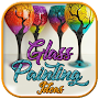 Glass Painting Design Ideas APK icon