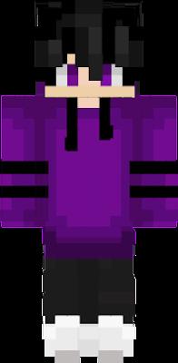 the best purple skin in da world