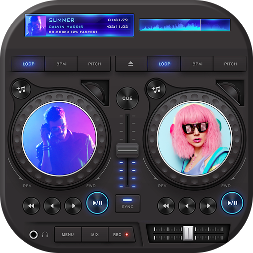3D DJ Mixer Music file APK for Gaming PC/PS3/PS4 Smart TV