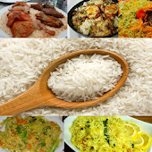 rice recipes urdu
