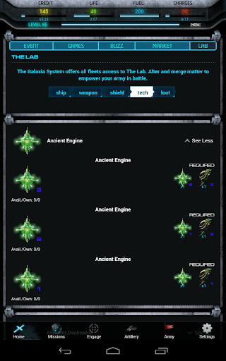 Project Galaxia screenshot 9