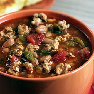 Turkey Chili - Quick & Healthy