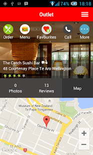 Dinein.co.nz- screenshot thumbnail