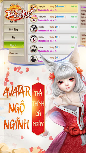 Thiên Long Kiếm Gamota 2.5.1 APK Android