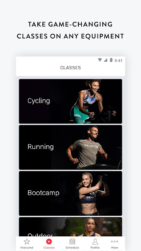 Screenshot for Peloton Digital in United States Play Store