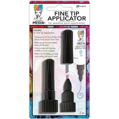 Ranger Dina Wakley Fine Tip Applicator 2/Pkg