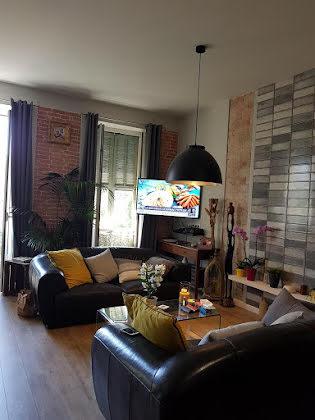 Location chambre meublée 23 m2