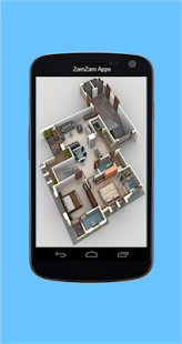 The New House Plan 3D for PC-Windows 7,8,10 and Mac apk screenshot 10