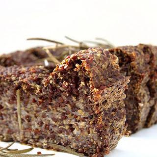 Quinoa Bread [Vegan, Gluten-Free]