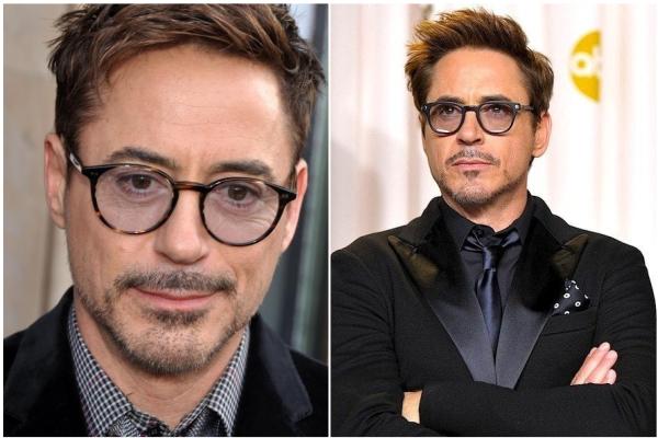 Актер в круглых очках