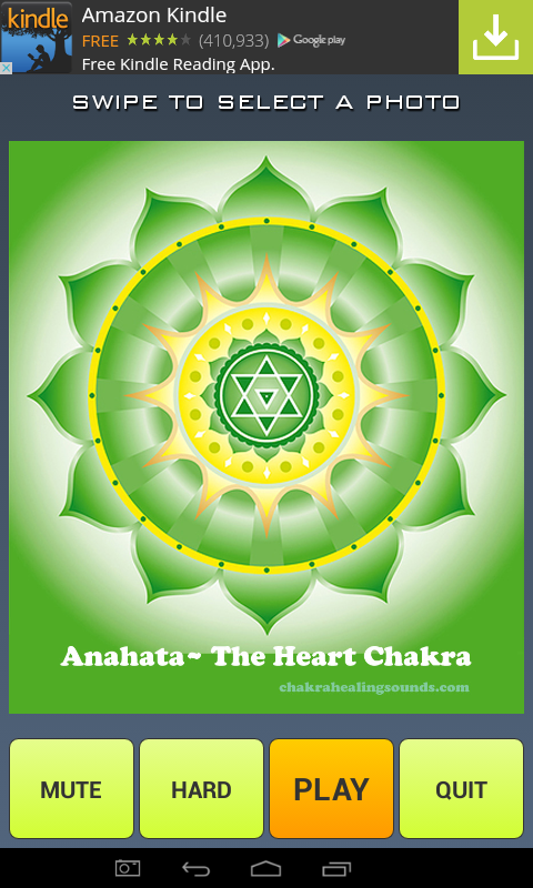 Chakra Meditation Puzzle- screenshot
