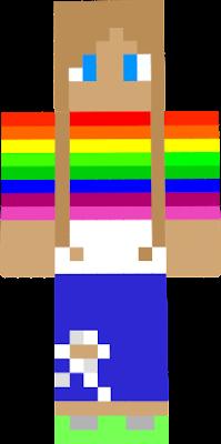 Minecraft skin 2