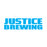 Logo for Justice Brewing