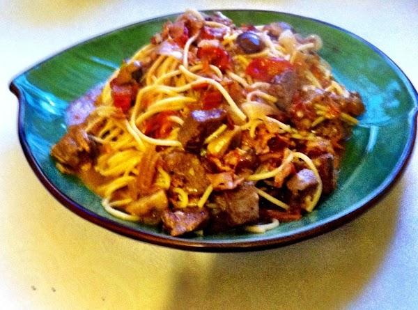 German Spaghetti Recipe