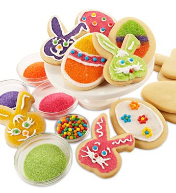 Photo: Easter Cookie and Decoration Gift