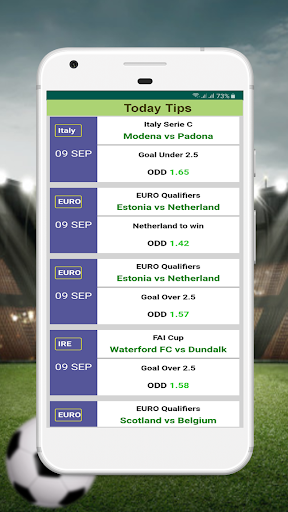 VIP Betting Tips - Expert Prediction 12.0 screenshots 4