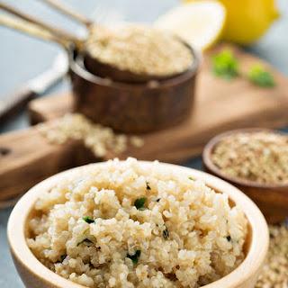 Perfect Instant Pot Quinoa.