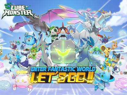 Cubemon 3D:MMORPG Monster Game 1