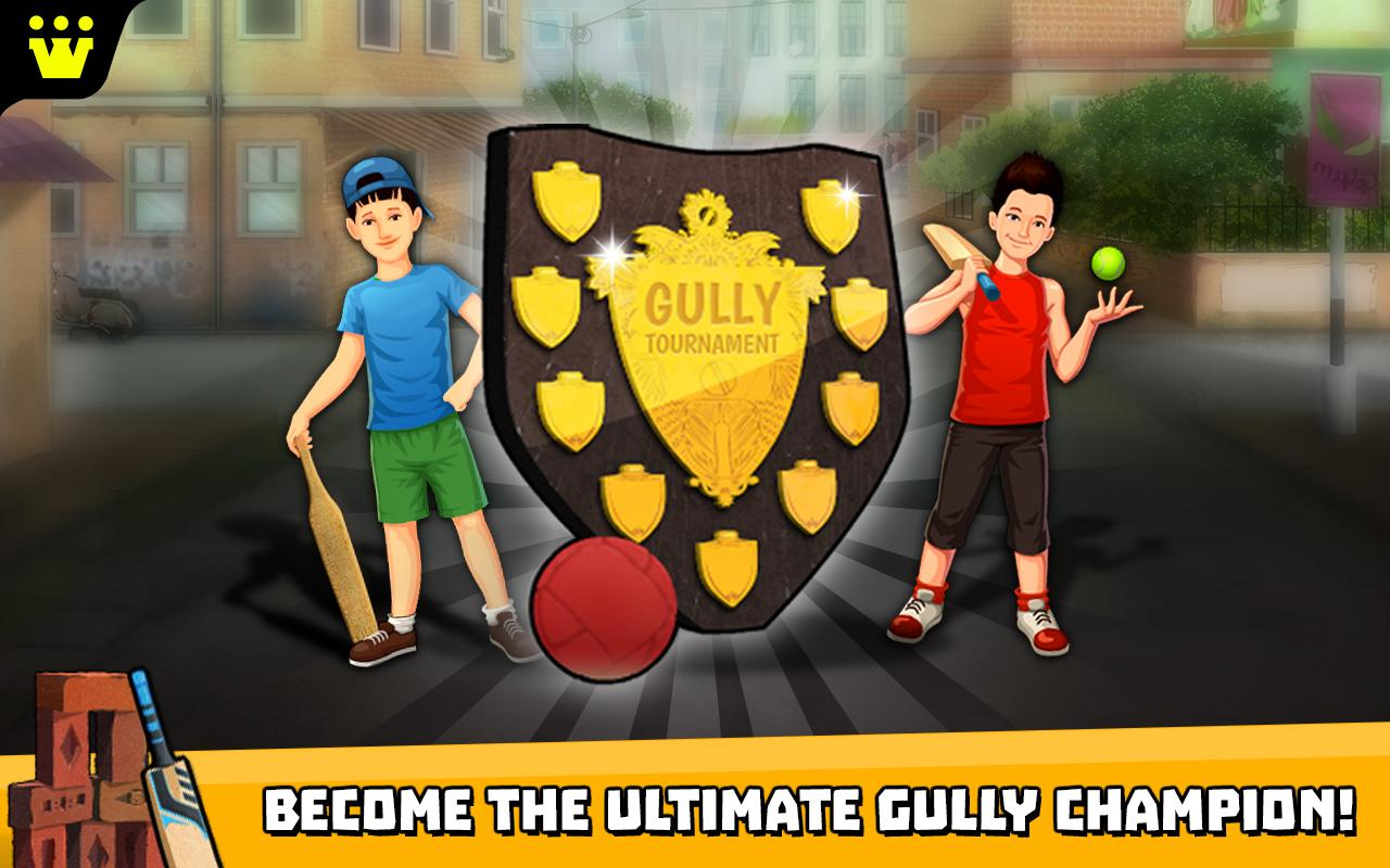 how to play gully cricket