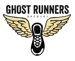 Logo of Ghost Runners Strong Leg Stout