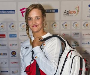 Emma Plasschaert mag nog altijd dromen van medaille op EK zeilen